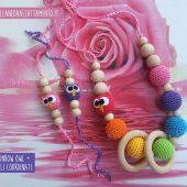 rainbow-owl+bracciali-coordinati
